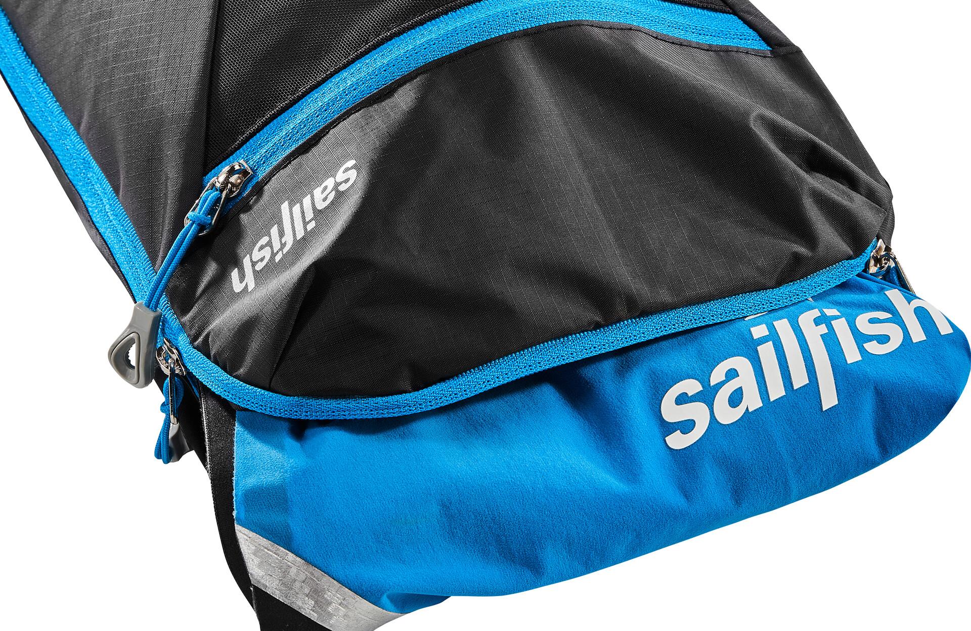 sailfish Swimskin Rebel Pro Body Uomo, black/blue su Addnature XwOyI